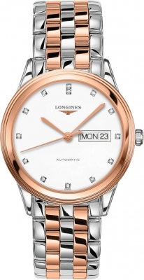 Longines Flagship Automatic Day Date 38.5mm L4.899.3.99.7