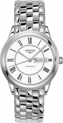 Longines Flagship Automatic Day Date 38.5mm L4.899.4.21.6