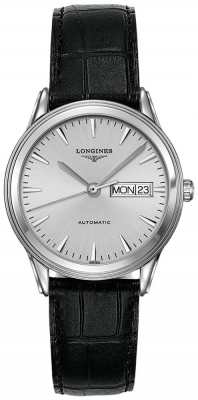 Longines Flagship Automatic Day Date 38.5mm L4.899.4.72.2