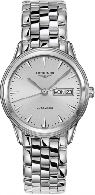 Longines Flagship Automatic Day Date 38.5mm L4.899.4.72.6