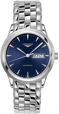 Longines Flagship Automatic Day Date 38.5mm L4.899.4.92.6