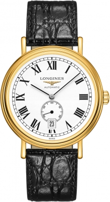 Longines Presence Automatic 40mm L4.905.2.11.2