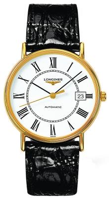 Longines Presence Automatic L4.921.2.11.2
