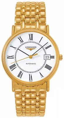 Longines Presence Automatic 38.5mm L4.921.2.11.8