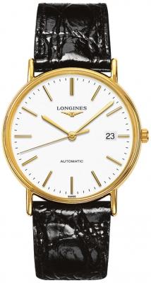 Longines Presence Automatic L4.921.2.12.2