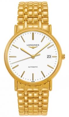 Longines Presence Automatic L4.921.2.12.8