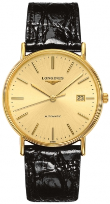 Longines Presence Automatic 38.5mm L4.921.2.32.2