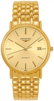 Longines La Grande Classique Presence Automatic L4.921.2.32.8