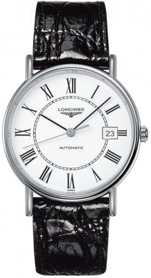 Longines Presence Automatic 38.5mm L4.921.4.11.2