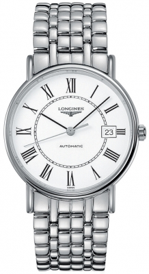 Longines Presence Automatic 38.5mm L4.921.4.11.6