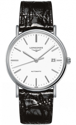 Longines Presence Automatic 38.5mm L4.921.4.12.2