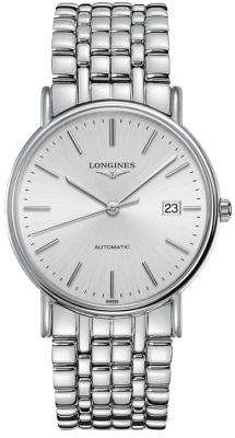 Longines Presence Automatic 38.5mm L4.921.4.72.6