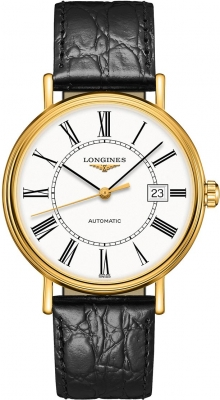 Longines Presence Automatic 40mm L4.922.2.11.2