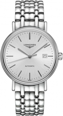Longines Presence Automatic 40mm L4.922.4.72.6