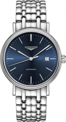 Longines Presence Automatic 40mm L4.922.4.92.6