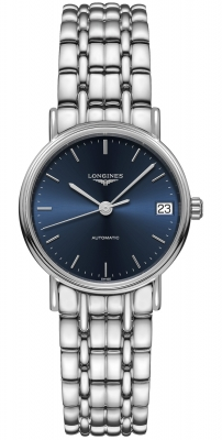 Longines Presence Automatic 30mm L4.322.4.92.6