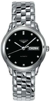 Longines Flagship Automatic Day Date 35.6mm L4.799.4.57.6