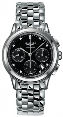 Longines Flagship Automatic Chronograph L4.803.4.57.6