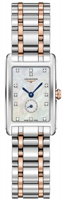 Longines DolceVita Quartz 20mm L5.255.5.87.7
