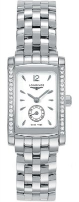Longines DolceVita Quartz 23mm L5.155.0.16.6