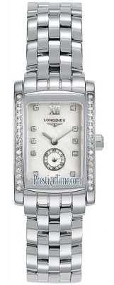 Longines DolceVita Quartz 23mm L5.155.0.84.6