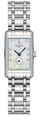 Longines DolceVita Quartz 20mm L5.255.0.87.6