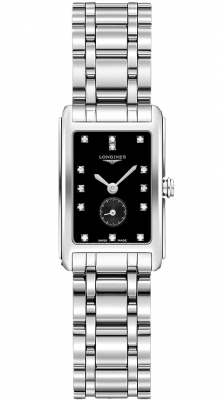 Longines DolceVita Quartz 20mm L5.255.4.57.6