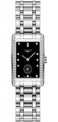 Longines DolceVita Quartz 23mm L5.512.0.57.6