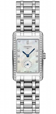 Longines DolceVita Quartz 23mm L5.512.0.87.6