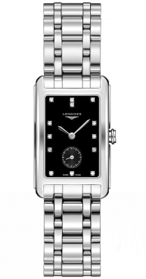 Longines DolceVita Quartz 23mm L5.512.4.57.6