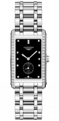Longines DolceVita Quartz 25mm L5.755.0.57.6