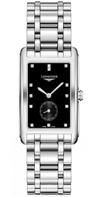 Longines DolceVita Quartz 25mm L5.755.4.57.6