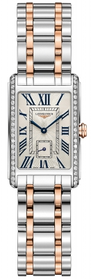 Longines DolceVita Quartz 20mm L5.255.5.79.7