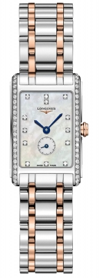 Longines DolceVita Quartz 20mm L5.255.5.89.7