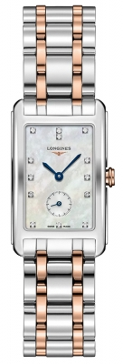 Longines DolceVita Quartz 23mm L5.512.5.87.7