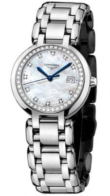 Longines PrimaLuna Quartz 26.5mm L8.110.0.87.6