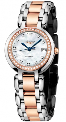 Longines PrimaLuna Automatic 26.5mm L8.111.5.89.6