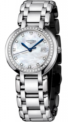 Longines PrimaLuna Quartz 30mm L8.112.0.87.6