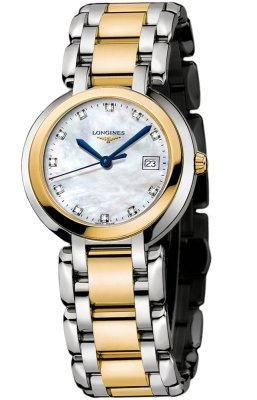 Longines PrimaLuna Quartz 30mm L8.112.5.93.6