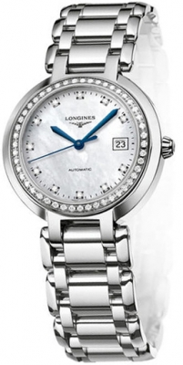 Longines PrimaLuna Automatic 30mm L8.113.0.87.6