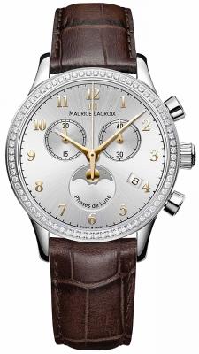 Maurice Lacroix Les Classiques Phase de Lune Chrono Ladies lc1087-sd501-121-2