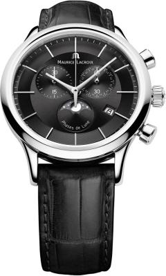 Maurice Lacroix Les Classiques Chronograph Phase de Lune lc1148-ss001-331