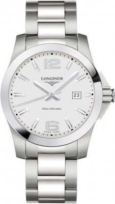 Longines Conquest Quartz 41mm L3.759.4.76.6