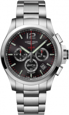 Longines Conquest V.H.P. Chronograph 44mm L3.727.4.56.6