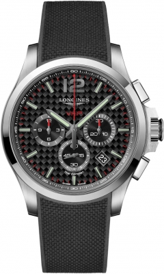 Longines Conquest V.H.P. Chronograph 44mm L3.727.4.66.9