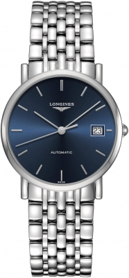 Longines Elegant Automatic 34.5mm L4.809.4.92.6