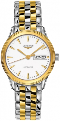Longines Flagship Automatic Day Date 35.6mm L4.799.3.22.7
