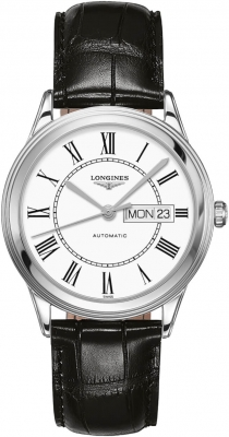 Longines Flagship Automatic Day Date 38.5mm L4.899.4.21.2