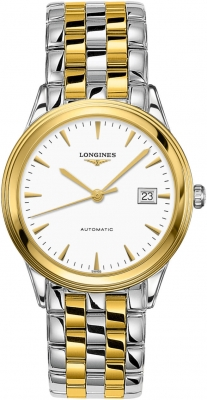 Longines Flagship Automatic 38.5mm L4.974.3.22.7