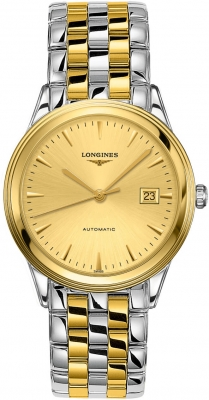 Longines Flagship Automatic 38.5mm L4.974.3.32.7